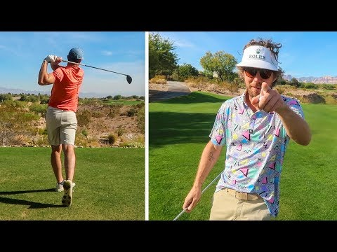 BRODIE SMITH VS. ERIK ANDERS LANG 18th HOLE BATTLE | PART 3