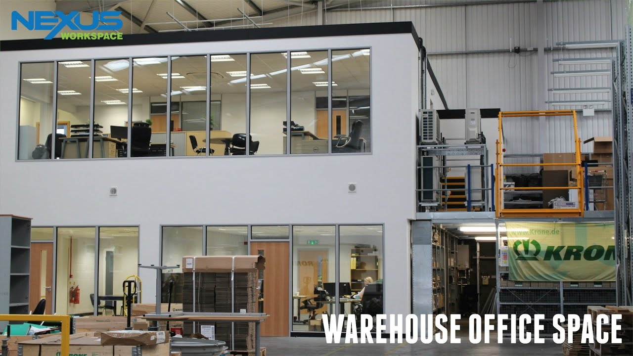 Warehouse office space Flex Youtube Warehouse Office Space Youtube