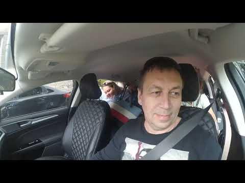 Заказ в Киев. Заработок в такси СПб. Смена в понедельник