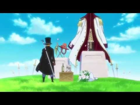 One Piece 3D2Y - Sabo Is Alive! HD サボは生きている - YouTube