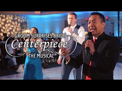 Groom Surprises Bride with Original Musical: