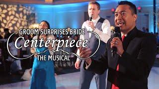 Groom Surprises Bride with Original Musical: &quotCenterpiece&quot