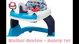 Safety 1st Walker | Baby Walker | Review