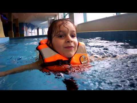 Едем в Аквапарк в Рязань! Waterpark in Ryazan! Для Детей! Катаемся с Горок и Плаваем в Бассейне!