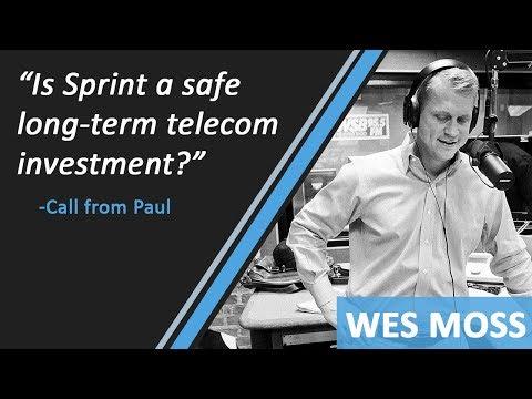 Is Sprint A Safe Long-Term Telecom Investment?