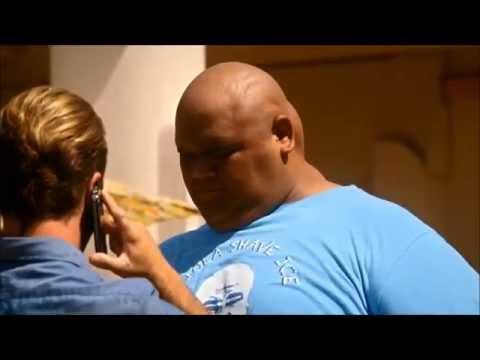 Hawaii Five 0  Kamekona calls Danno