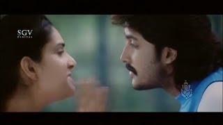ಗಂಡ್ಸು ಅಂತ ಅನ್ಸಕೊಳ್ಳೋಕ್ಕೆ ಬರಿ ಮೀಸೆ ಇದ್ರೆ ಸಾಲದು   Ramya   Prem   Jothegara Kannada Movie Comedy Scene