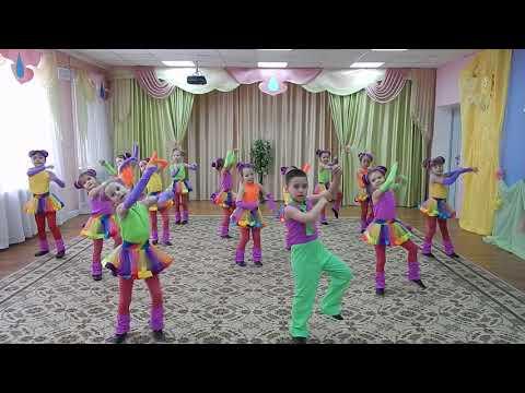 282  Ансамбль «Капельки»  «Мы маленькие звезды»