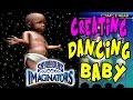 Skylanders Imaginators | Creating The Dancing Baby