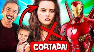 8 ATORES CORTADOS DEPOIS DA FILMAGEM