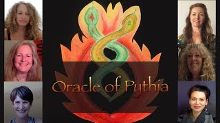 THE ORACLE OF PYTHIA - How do we resolve conflict. Within ourselves and our world.