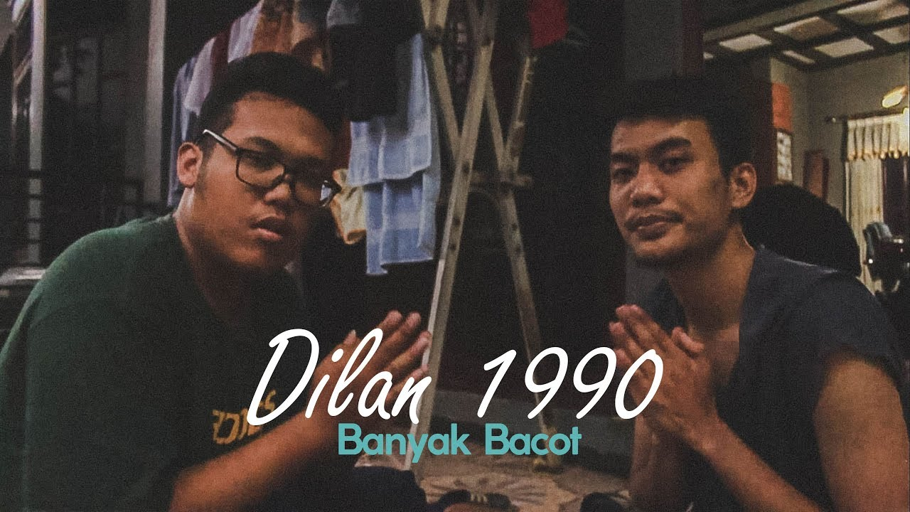 PERANG KATA KATA MUTIARA Dilan1990 ASLI BAPER PARAH YouTube