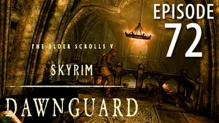 Skyrim: Dawnguard Walkthrough in 1080p, Part 72: Destroying Lord Harkon (Last Episode, 1080p)