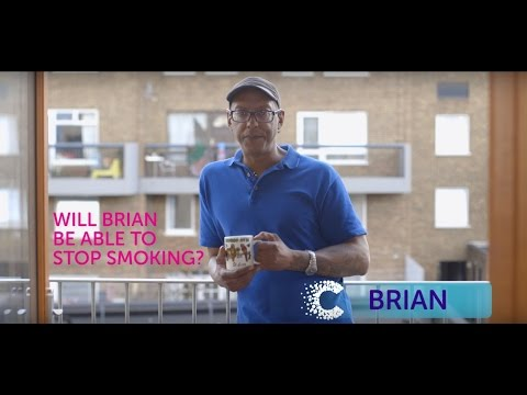 Trying to stop smoking – Brian's story (2019)