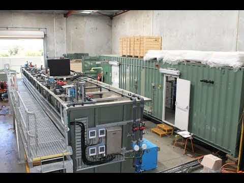 MAK Water - Sewage Treatment for Onshore Gas Plant