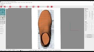 LutraCAD - Shoe Last - Auto Update Measurements