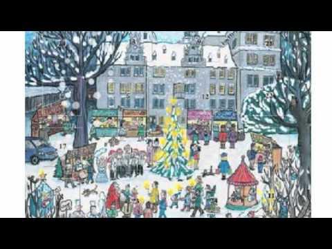 Sehr schönes Kinderlied zum Advent - 24 Türen