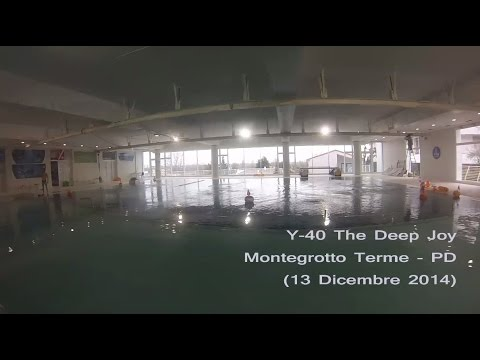 Y 40 The Deep Joy Montegrotto Terme Padova 13 12 2014