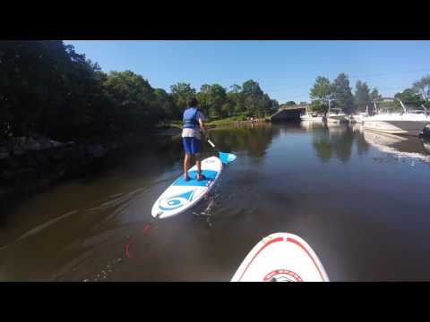 Paddle Boarding CT