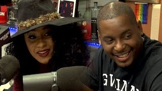 DJ Self and Cardi B Interview at The Breakfast Club Power 105.1 (12/15/2015)