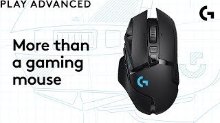 Are Logitech G mice good for anything other than gaming? Play Advanced with Andrew Coonrad