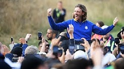 2018 Ryder Cup Sunday singles - Full Replay