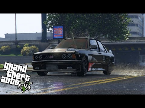 Ubermacht Sentinel Classic Cinematic (Grand Theft Auto 5)