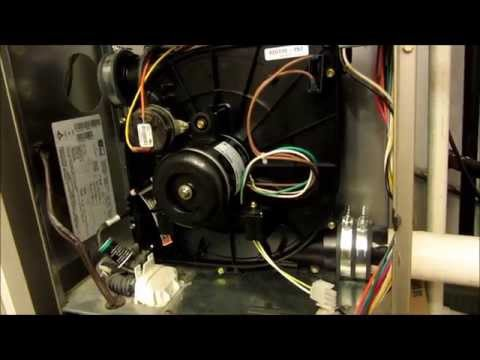 DIY - Carrier Bryant HVAC Inducer Motor - Tips on How to Repair and