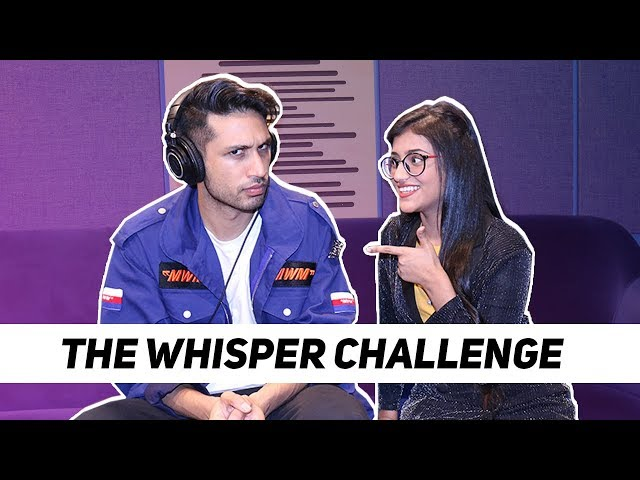 "Whispering Challenge Ft  Arjun Kanungo"" video on YouTube by"