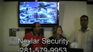 Houston Home Security , Houston Security Camera