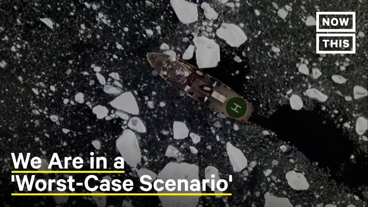 Global Ice Melt Hits Worst-Case Scenario
