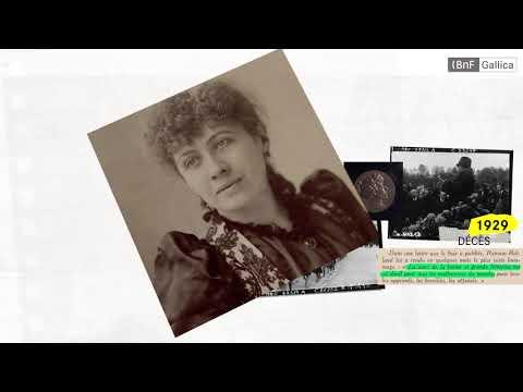 Vidéo BNF Pionnières ! – Séverine