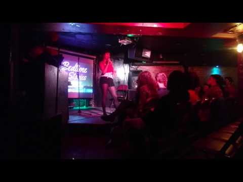 Carmen Ali Stand-Up Comedy Election Themed Gig 8th June 2017