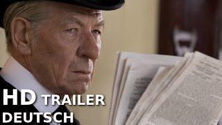 MR. HOLMES - Offizieller [HD] Trailer [Deutsch/German] | Sir Ian McKellen