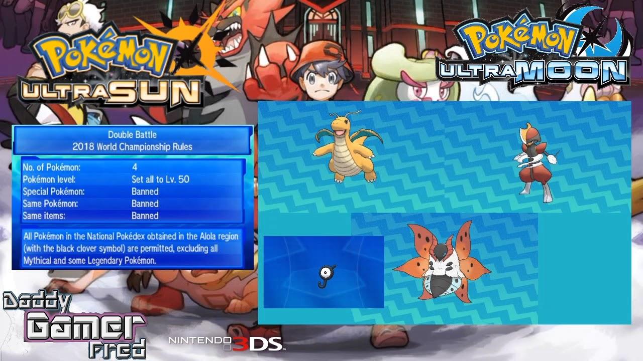 Pokémon Ultra Sun and Ultra Moon Dragonite, Bisharp & Volcarona In VGC 2018?