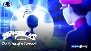 Mayor`s Reveal | The Birth of Peacock | Miraculous Ladybug & Chat Noir SEASON 2 [UNOFFICIAL TRAILER]