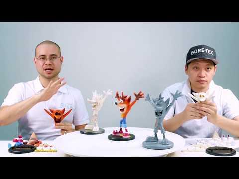 F4F Presents The Making of Crash Bandicoot - 9
