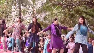 Buet Dance club Flash Mob 2016