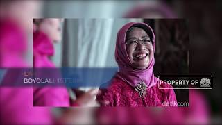 Gambar cover Profil Singkat Sujiatmi Notomiharjo, Ibunda Presiden Jokowi
