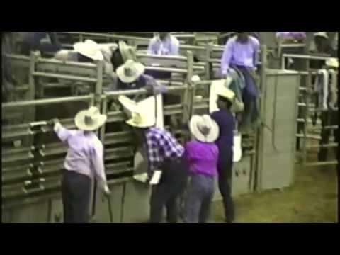 Broncs in Texarkana, TX 1989