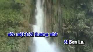 [HD] Karaoke Tình Sơn La - full beat (Karaoke by Kgmnc)