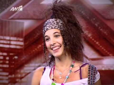 X Factor 3 Greece - Auditions 1 - Kirkh