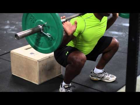Parallel Back Squat : Fitness Fanatics
