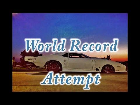 Big Chief Chases World Record At NHRA US Nats  #GearHeadsWorld