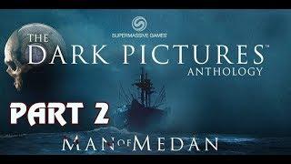 MAN OF MEDAN - Full Game Walkthrough - Part 2
