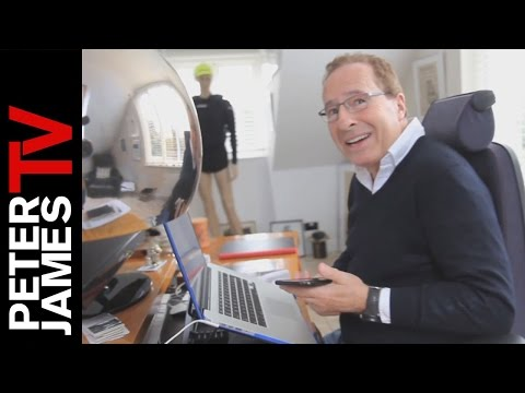 Peter James | A Day In The Life