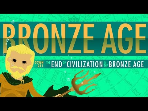 The End of Civilization (In the Bronze Age): Crash Course Wo