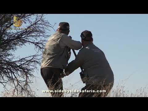 Lechwe Hunt – Trophy Hunting In Africa – Hunting Lechwe