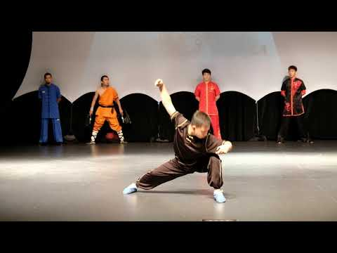 2017-08-13 Kung Fu Tao Founding Ceremony - Wushu Masters' Performance