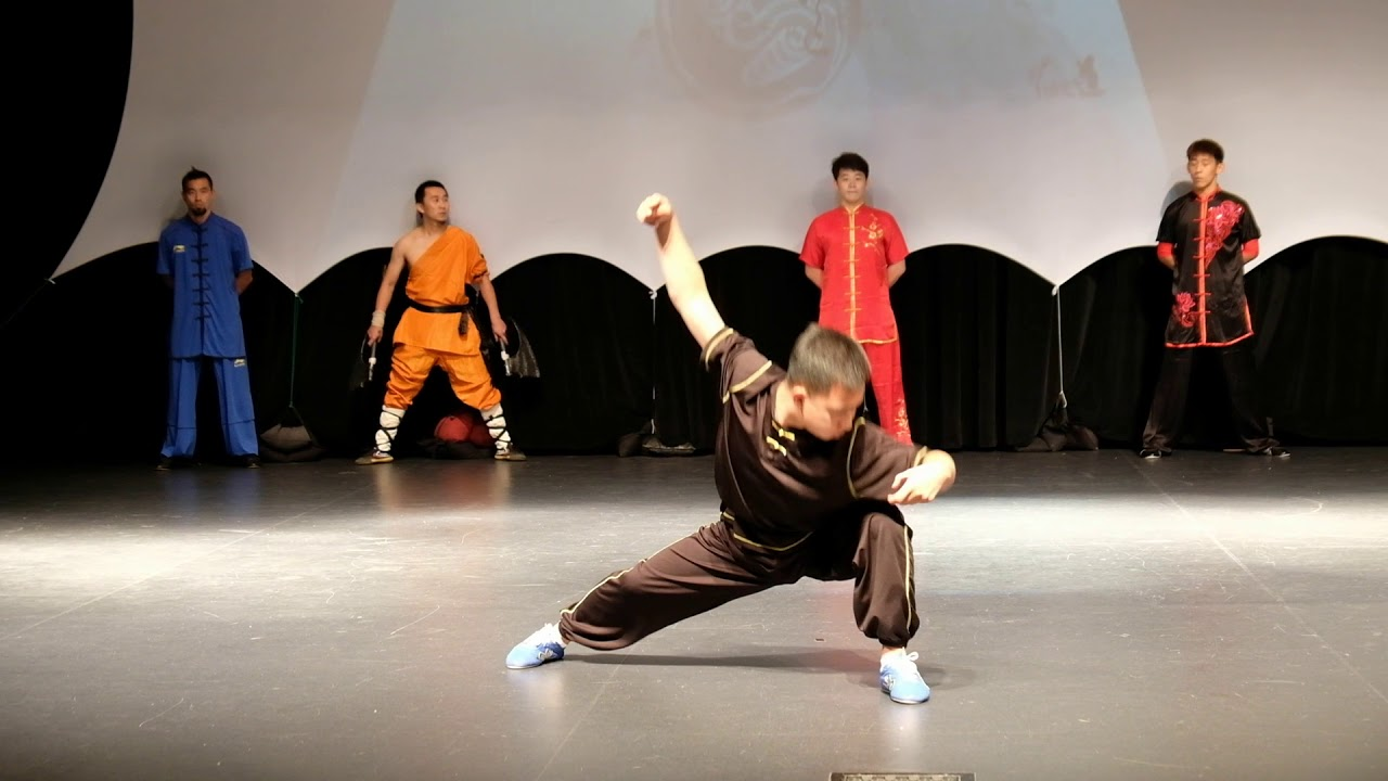 2017-08-13 Kung Fu Tao Founding Ceremony - Wushu Masters' Performance